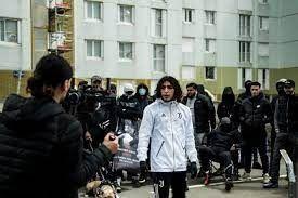 Le clip du celebre rappeur ISK tourné dans un quartier de Reims